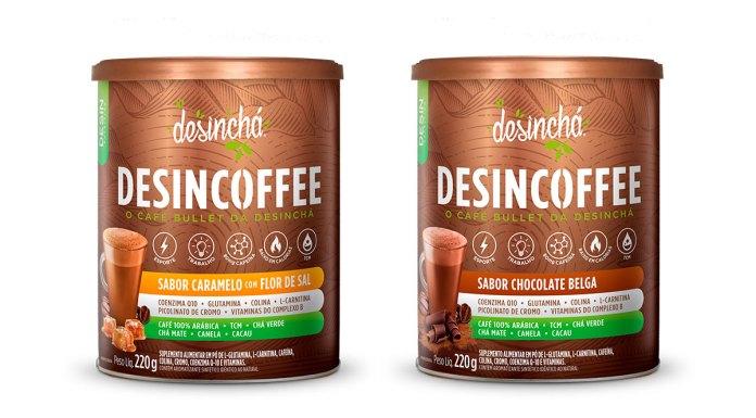 Desincoffee caramelo com flor de sal e chocolate belga, da Desinchá.