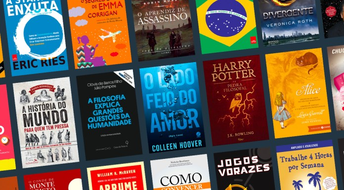 Livros disponíveis na Amazon para leitura no Kindle Unlimited