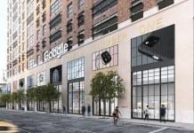 Google terá sua primeira loja física do mundo em Nova York