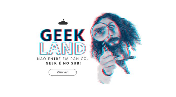 Submarino Semana Geek