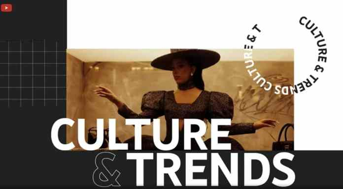 YouTube Cultura e Tendências