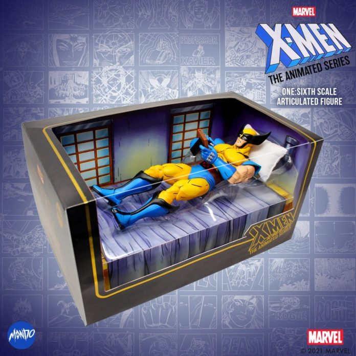 Wolverine meme embalagem