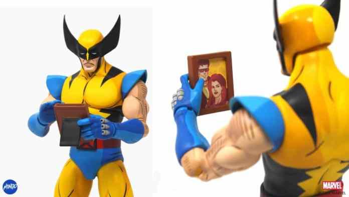 Wolverine meme em pé