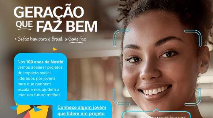 Geração Que Faz Bem da Nestlé.