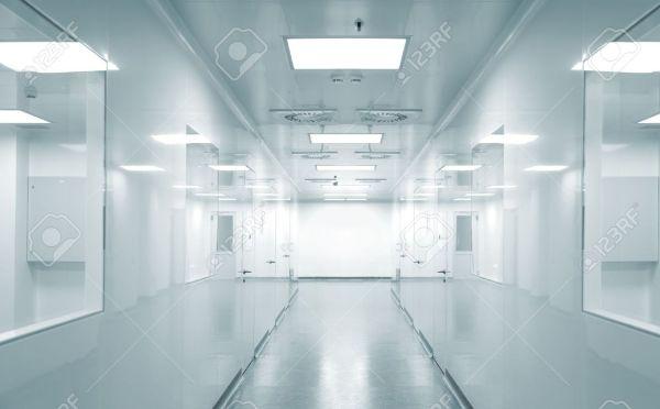Medical Hospital Room Wallpaper