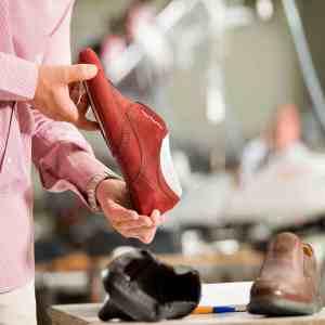 Немаркированные остатки обуви