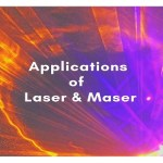 Applications of laser and maser