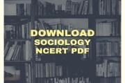 Download NCERT Sociology Books For IAS Exam