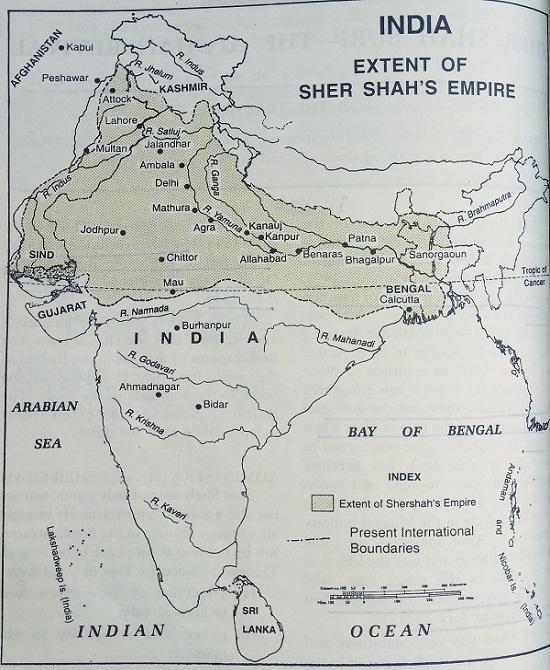 Sher Shah Suri 1 - Sher Shah Suri- The Afghan Revival