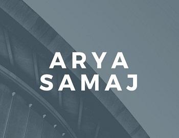 arya samaj gk - Swami Dayanand Saraswati & Arya Samaj