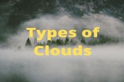 Cloud Formation And Types of Clouds