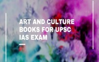 Art and Culture Books For UPSC IAS Exam