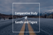 Comparative Study of Gandhi and Tagore: Educational Philosophy
