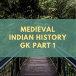 Medieval Indian History GK Part 1