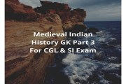 Medieval Indian History GK Part 3