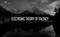 Electronic Theory Of Valency
