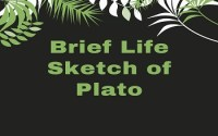 Brief Life Sketch of Plato
