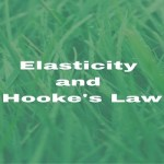 Elasticity and Hooke's Law
