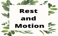 Rest and Motion