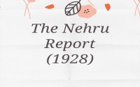 The Nehru Report (1928)