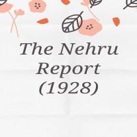The Nehru Report (1928)