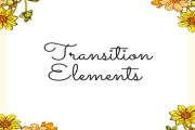 Transition Elements and its Classification