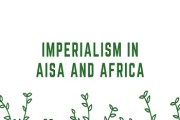 Imperialism in Aisa and Africa