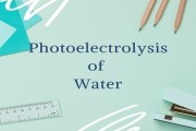 Photoelectrolysis of Water
