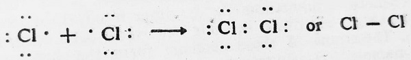 chlorine reaction for polar covalent bond - What are Polar and Non-polar Covalent Bonds?