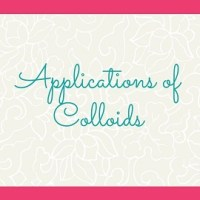 Applications of Colloids
