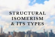 Structural Isomerism