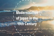 Short Note on Modernization of Japan in the 19th Century