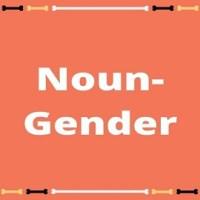 Noun-Gender