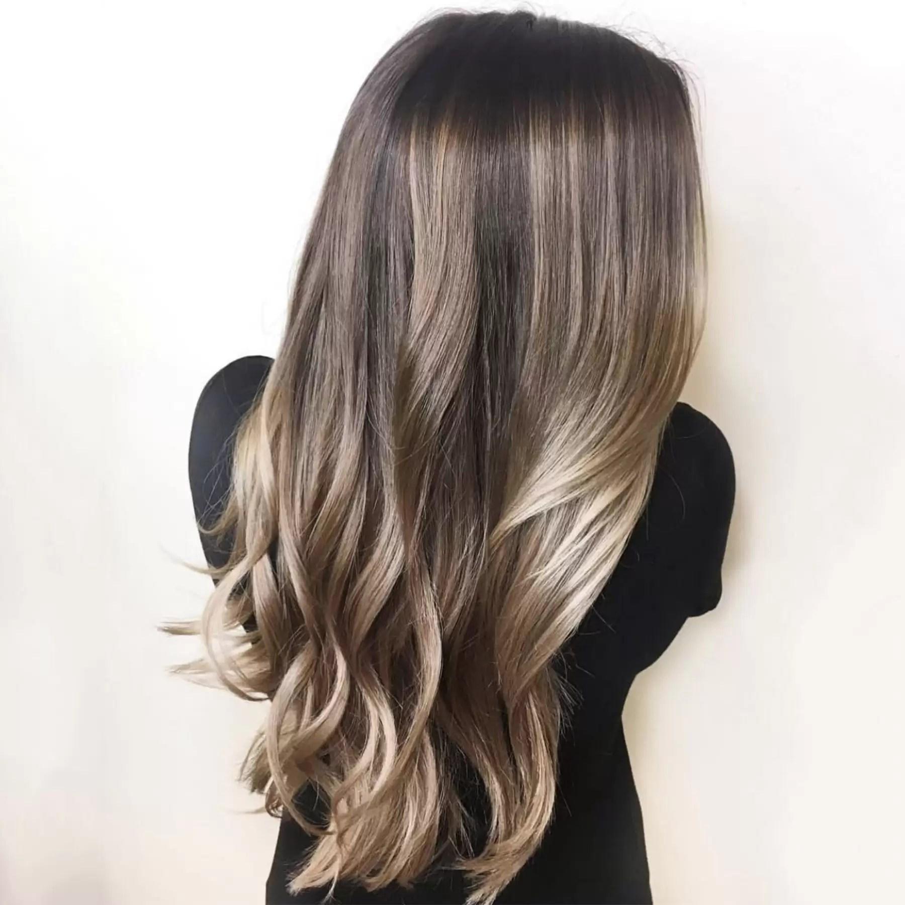 hair colours 2019 the