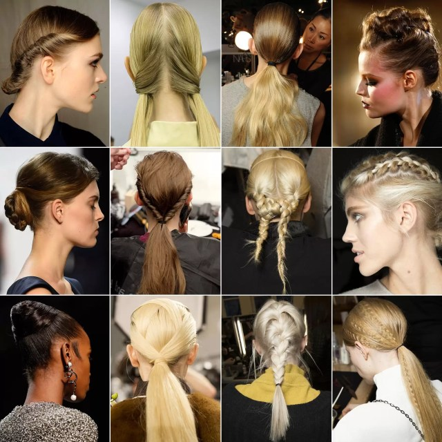how to wear your hair at the gym - best hairstyles for