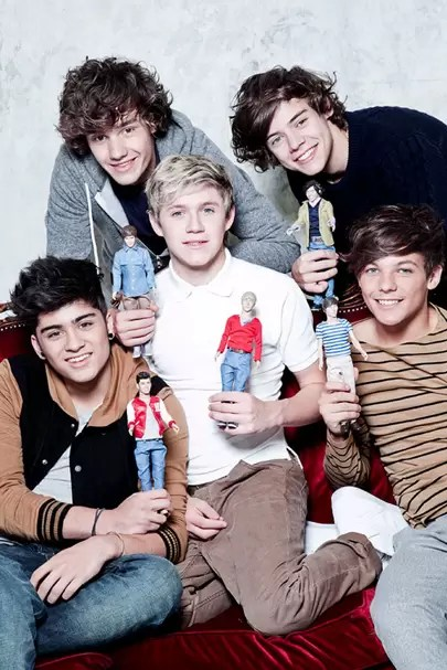 One Direction 2011 Photoshoot : direction, photoshoot, Direction, Pictures, Photos:, History, Glamour