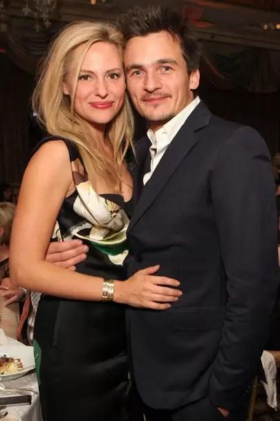 Rupert Friend Wedding Got Married In Secret To Wife Aimee