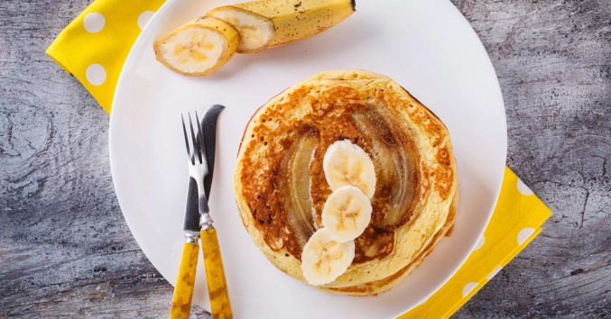 Healthy Pancakes: The 68 Cal Low Calorie Pancake Recipe