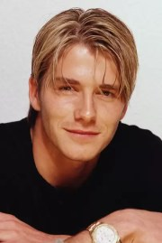 men's hair trend 90s - curtains