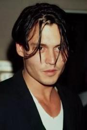 men's hair trend 90s - curtains