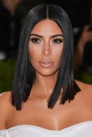 kim kardashian hair short