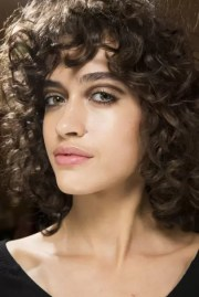 hairstyles type of curly