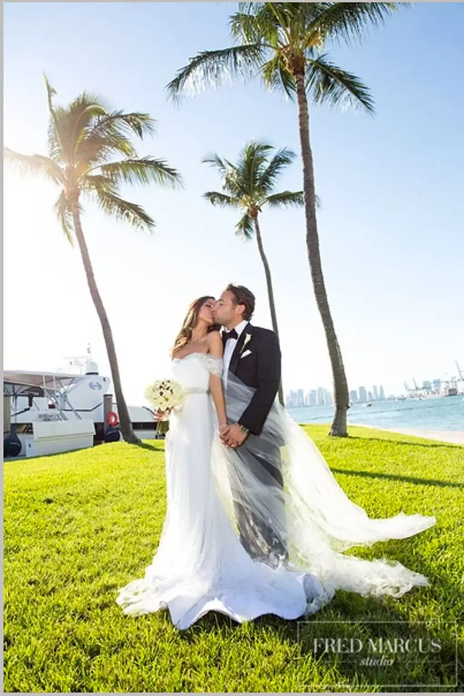 Arielle Charnas Wedding : arielle, charnas, wedding, Arielle, Charnas, Wedding, Dress