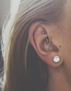 also different types of ear piercings and what they  re called glamour uk rh glamourmagazine
