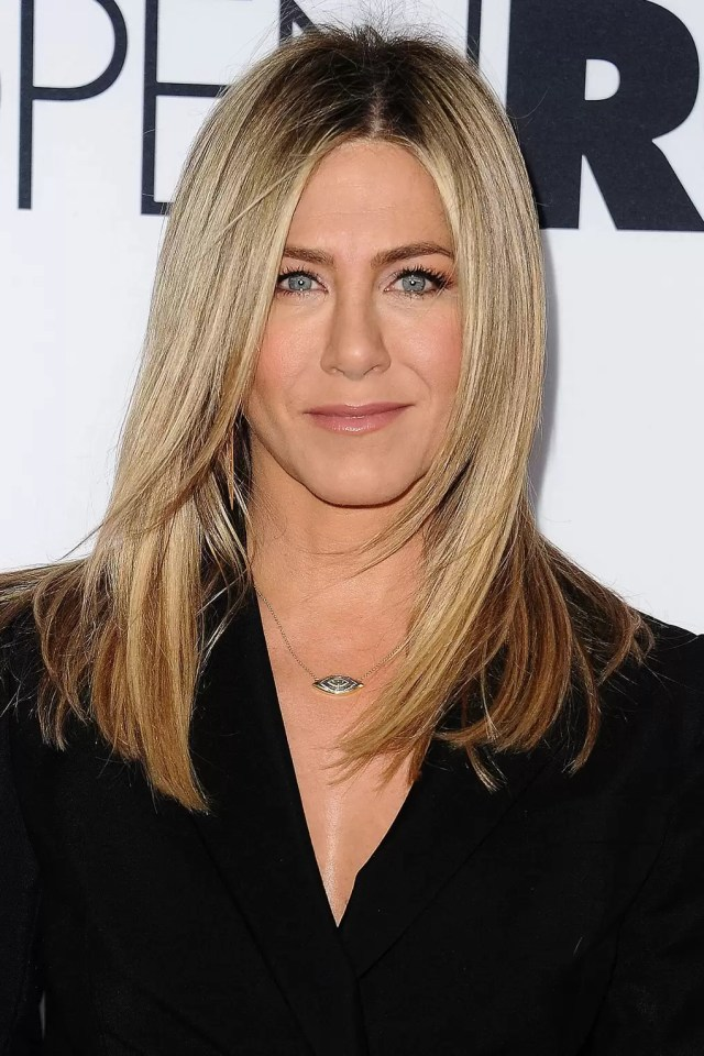 jennifer aniston hairstyles - celebrity hair, the rachel