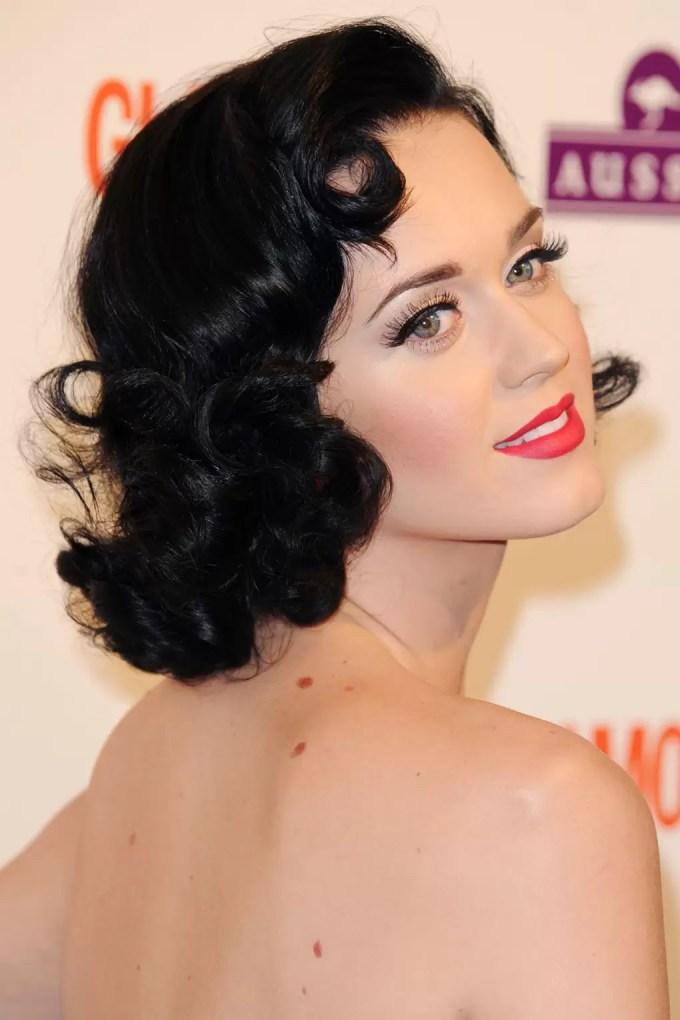 marilyn monroe-inspired celebrity hair and beauty | glamour uk
