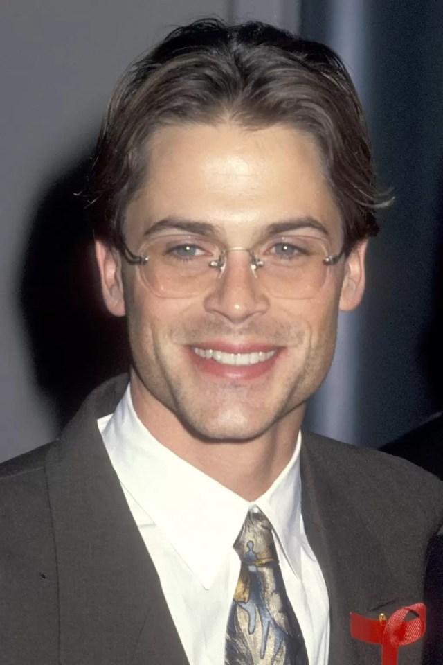 men's hair trend 90s - hair curtains   glamour uk