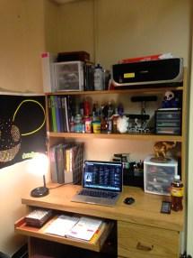 All organized!
