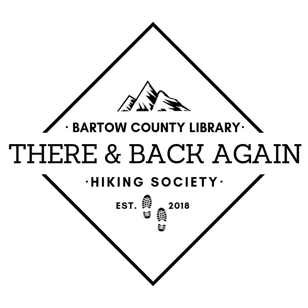 Bartow County Public Library System Hiking Club in the