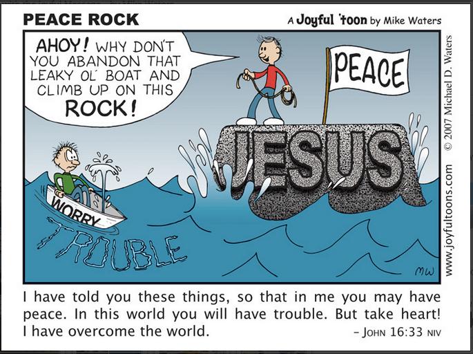 41 Peace Rock